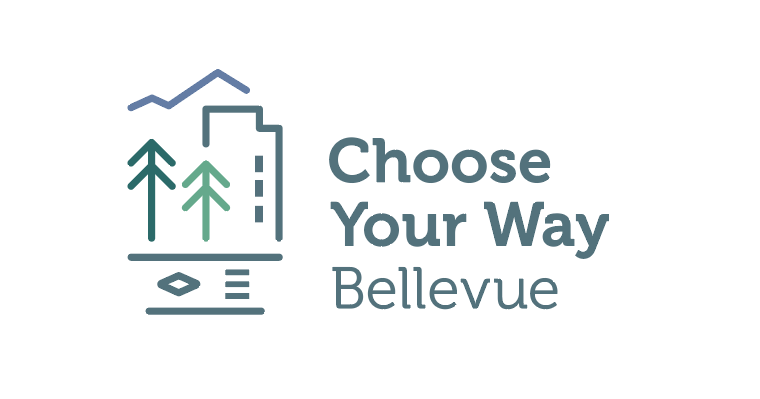 Choose Your Way Bellevue Logo